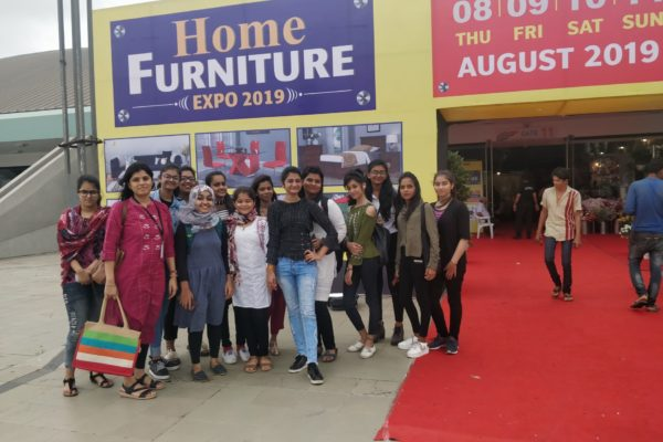 Visit to Home Furniture Expo 2019